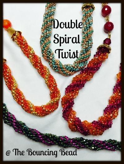 Double Spiral Twist 1F