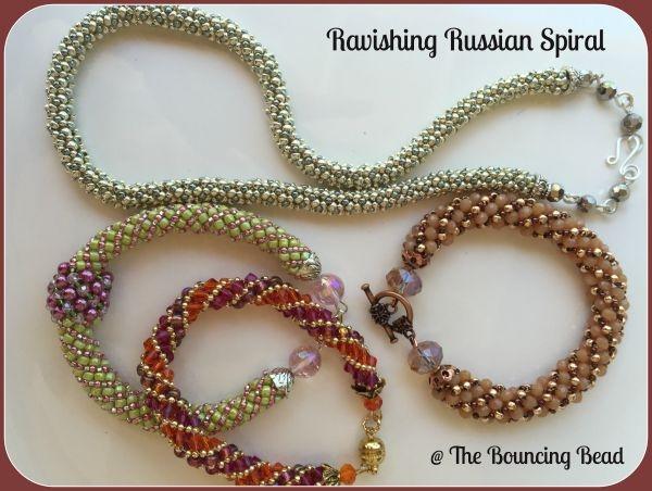 Ravishing Russian Spiral 1F