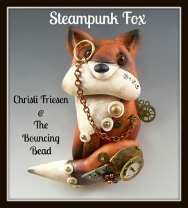 Steampunk Fox 1F