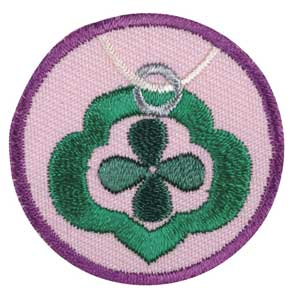 Girl Scout Jeweler Badge