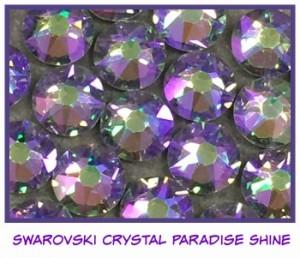 Crystal Paradise Shine F