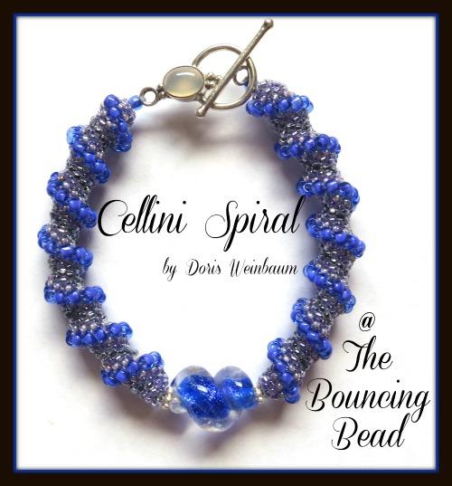 Cellini Spiral Bracelet - F